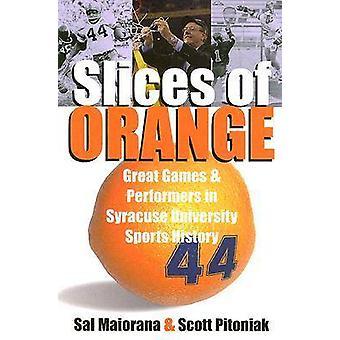 Skivor av Orange - en samling av minnesvärda spel och artister i S