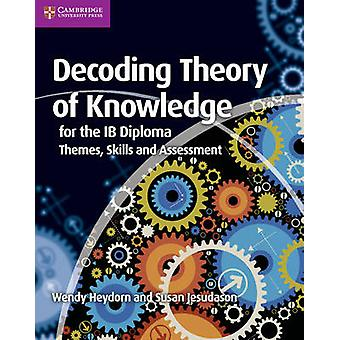 Decoding Theory of Knowledge for the IB Diploma - Themes - Skills and