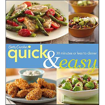 Betty Crocker Quick & Easy (3rd Revised edition) by Betty Crocker - 9