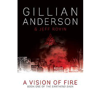 A Vision of Fire by Gillian Anderson - 9781471137709 Book