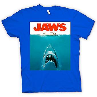 المرأة تي شيرت-القرش Jaws
