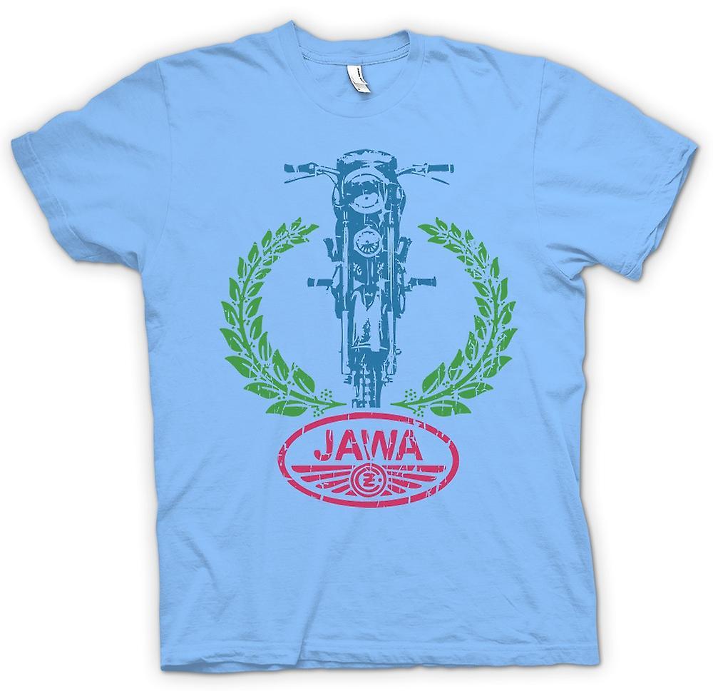 Mens T-shirt-Jawa CZ