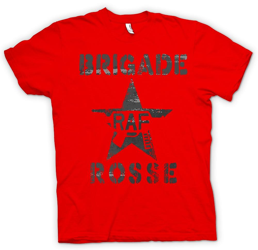 Mens t-skjorte - Brigade Rosse - marxistiske