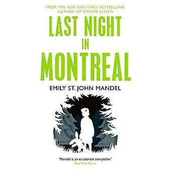 Letzte Nacht in Montreal (Hauptmarkt Hrsg.) von Emily St. John Mandel - 9