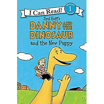 Danny and the Dinosaur and the New Puppy (I Can Read Book 1)
