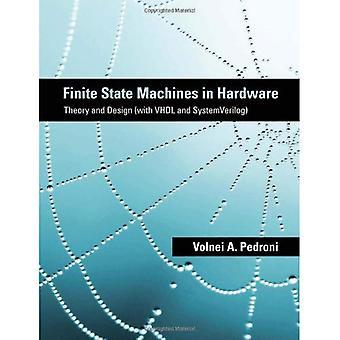 Endelige Tilstandsmaskiner i maskinvare: teori og Design (med VHDL og SystemVerilog)