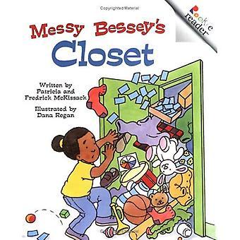 Messy Bessey's Closet (Rev Ed) (Rookie Readers: Level C)