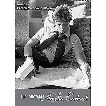 The Quotable Amelia Earhart