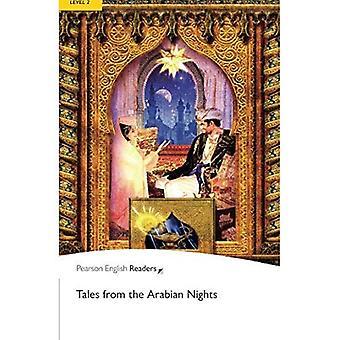 Verhalen uit de Arabian Nights: niveau 2, RLA (Penguin Longman Penguin lezers)