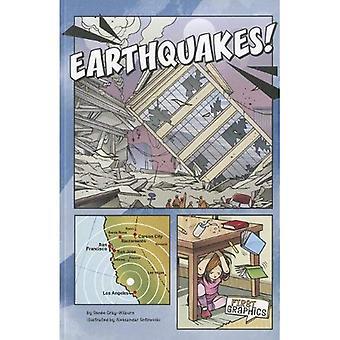 ¡Terremotos!