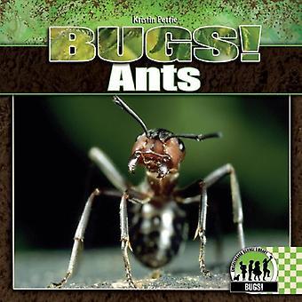Mieren (dambord Wetenschap bibliotheek: Bugs!)