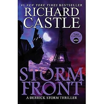 Tormenta de frente (una novela de Derrick Storm) (castillo)