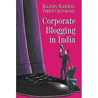 Corporate Blogging in India