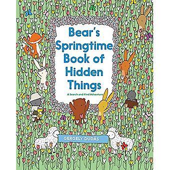Bear's Springtime bog af skjulte ting