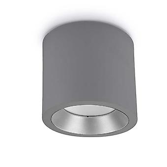 Cosmos LED Grey Large Outdoor Spotlight - Leds-C4 15-9904-34-CL
