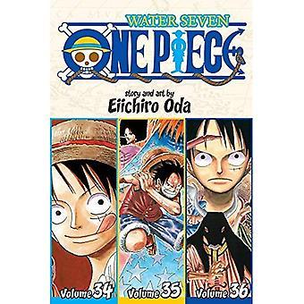 One Piece (edição 3 em 1) Volume 12 (uma parte (