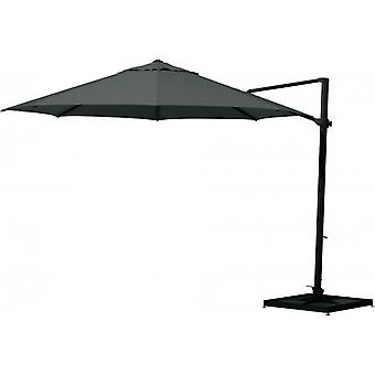 4so float parasol Siesta 350 cm, Ø antracit