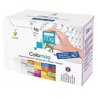 Novadiet Colamag Marin Collagen Vitamin C and Magnesium 20 Sachets