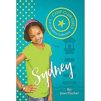 Camp Club Girls: Sydney: 4-In-1 Mysteries for Girls (Camp Club Girls)