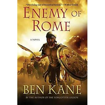Enemy of Rome by Ben Kane - 9781250068514 Book