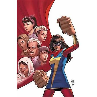 Ms. Marvel Vol. 8 by G Willow Wilson - 9781302906085 Book