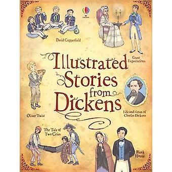 Illustrated Stories from Dickens by Charles Dickens - Barry Ablett -