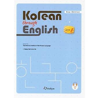 Korean Through English 1 by SangOak Lee - 9781565913158 Book