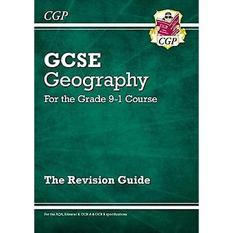 New Grade 9-1 GCSE Geography Revision Guide-9781782946243