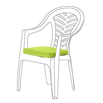 Lime Seat Cushions for Resol Palma Chair, Pack of 4