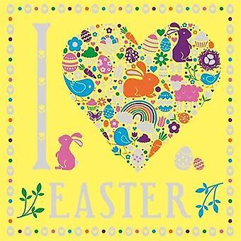 I Heart påsk av I Heart påsk - 9781780555775 bok
