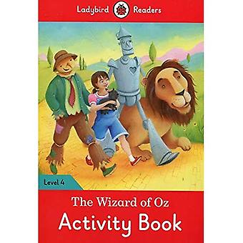 The Wizard of Oz Activity Book - Ladybird Readers Level 4