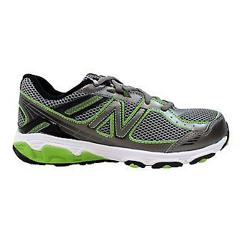 Ny balanse running KJ688 grå/grønn-svart-hvit KJ688TGY kvinner ' s