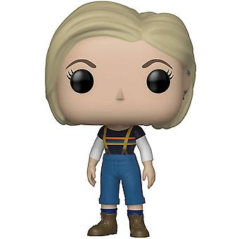 Doctor Who Thirteenth Doctor without Coat Pop! Vinyl