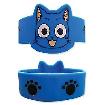 Wristband - Fairy Tail - Happy Paw Prints ge54397