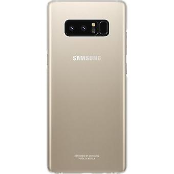 Samsung EF-QN950CT protective cover transparent for N950F Samsung Galaxy touch 8