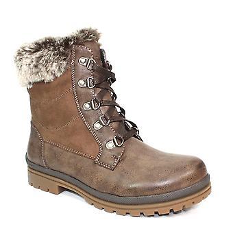 Lunar Brooke Lace upp Boot