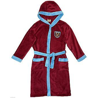 West Ham Childrens Dressing Gown