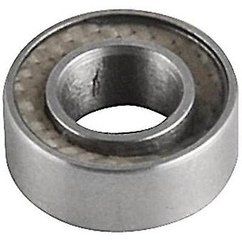 Grooved ball bearing with cover on both sides 8 mm 5 mm 2.5 mm