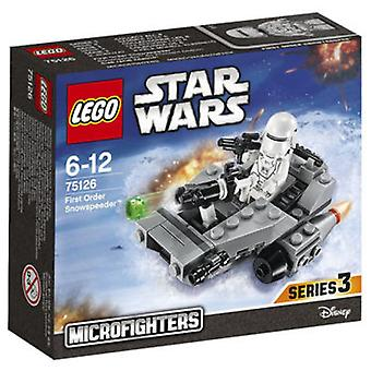 Lego 75126 First Order Snowspeeder (Toys , Constructions , Vehicles)