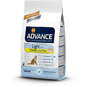 Advance Adult Ligth Chicken and Rice (Cats , Cat Food , Dry Food)