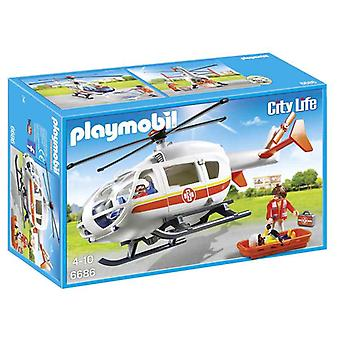Playmobil 6686 Traumahelikopter