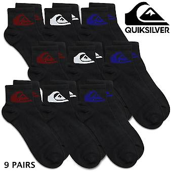 3 x Calcetines Quiksilver 3-Pack