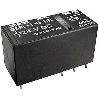 PCB relays 12 Vdc 16 A 1 change-over Omron G5RL-1-
