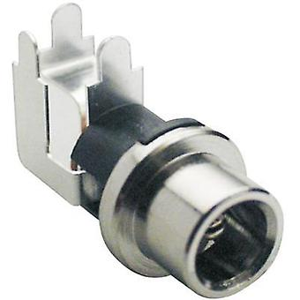 Low power connector Socket, horizontal mount 5.7 mm 2.5 mm BKL Electronic 1 pc(s)