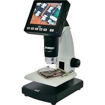 USB microscope with monitor dnt 5 MPix Digital zoom (max.): 500 x