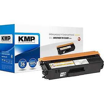KMP Toner cartridge replaced Brother TN-326BK Compatible Black
