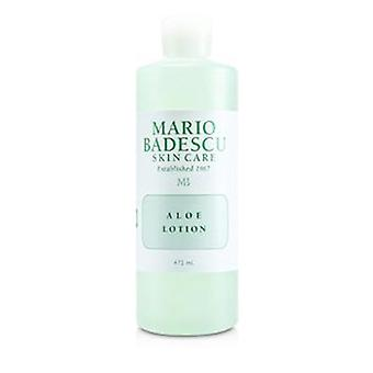 Mario Badescu Aloe Lotion - For Combination/ Dry/ Sensitive Skin Types - 472ml/16oz