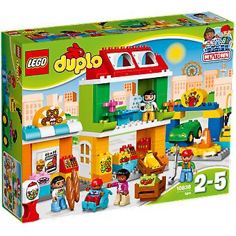 Lego 10836 Town Square (Toys , Constructions , Buildings)