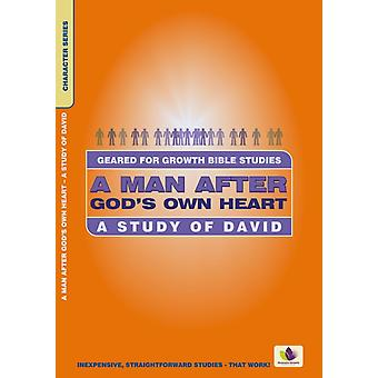A Man After God's Own Heart: A Study of David (Geared for Growth) (Paperback) by Cardinal Esma