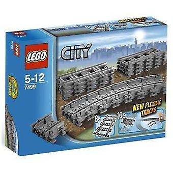 Lego 7499 Flexible Tracks (Toys , Constructions , Vehicles)
